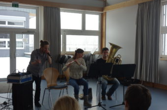 25 - Workshop in Jena ©Jenaer Philharmonie