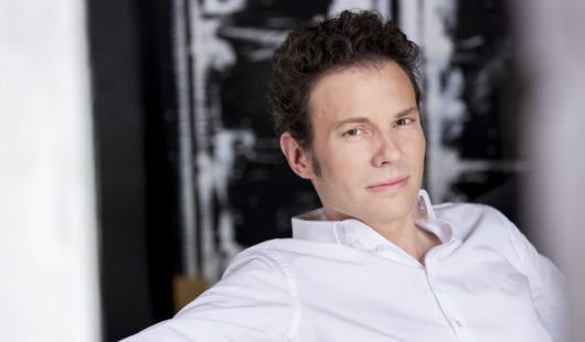 News - Jenaer Philharmonie new conductor ©Lucian Hunziker